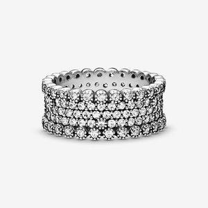 PANDORA Sparkling Pavé Band Ring